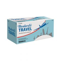 BOULARDII TRAVEL 50 kaps