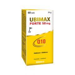 Ubimax Forte 50 mg 60 tabl