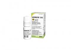 LECROLYN SINE 40 mg/ml silmätipat, liuos 10 ml